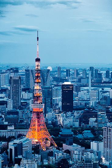 Tokyo Blue 1-3
