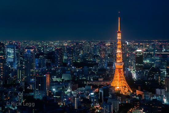 Tokyo Tower Watermark-1