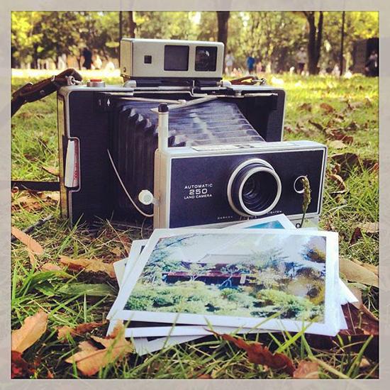 Ueno Polaroid