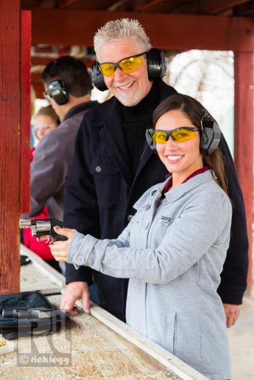 Shooting Range Sample 4