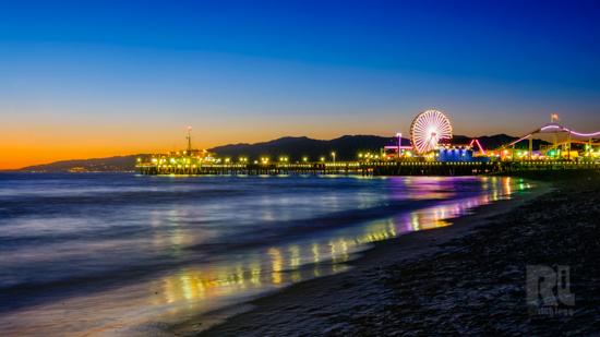 Santa Monica Pier-1