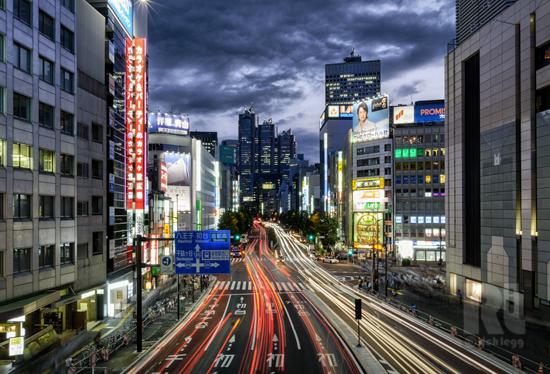 Shinjuku Night-1