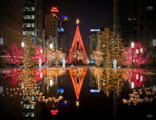 Temple Square Salt Lake City Christmas Lights.Photowalking Utah Christmas Lights At Temple Square 12 20
